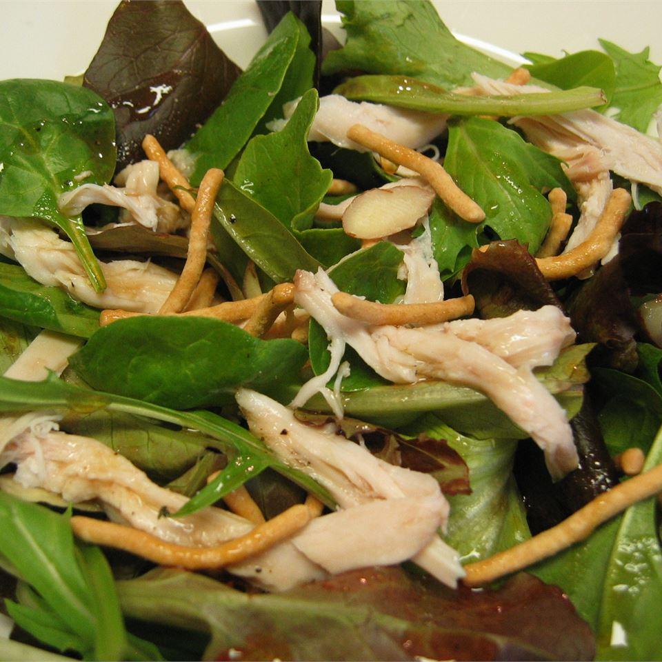 Asian Chicken Salad GotRice?