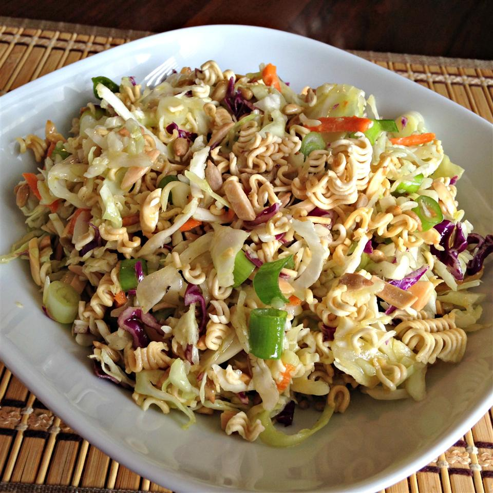 Top Ramen(R) Salad