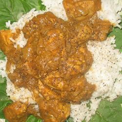 Chicken Curry I