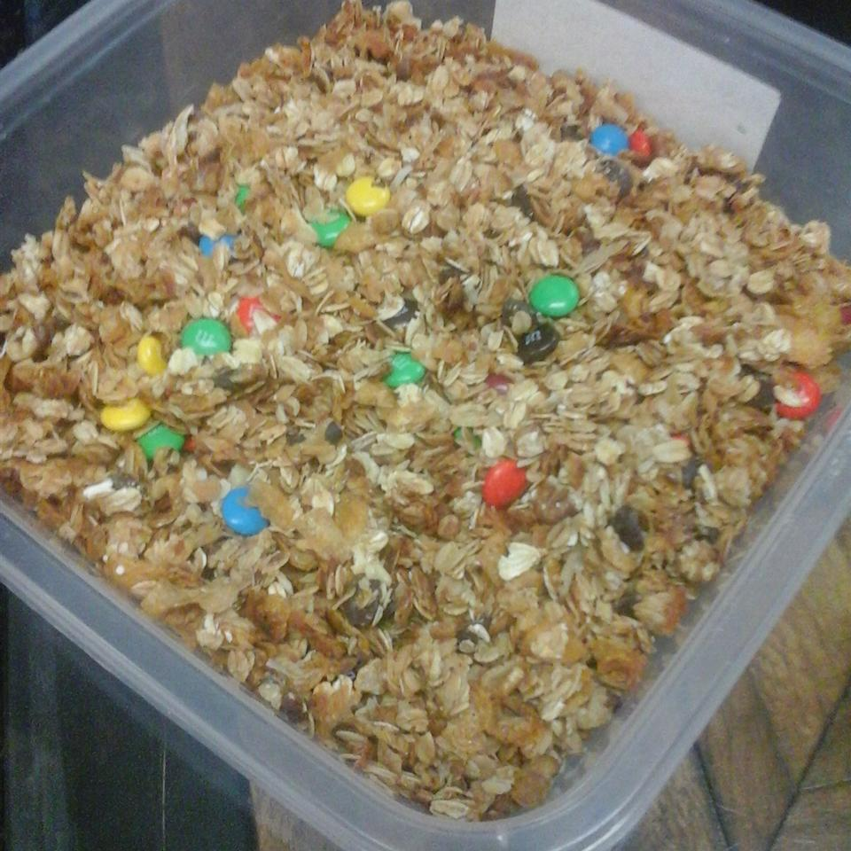 Almond Maple Coconut Granola