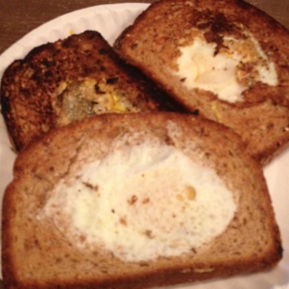 Egg in a Boat howard117