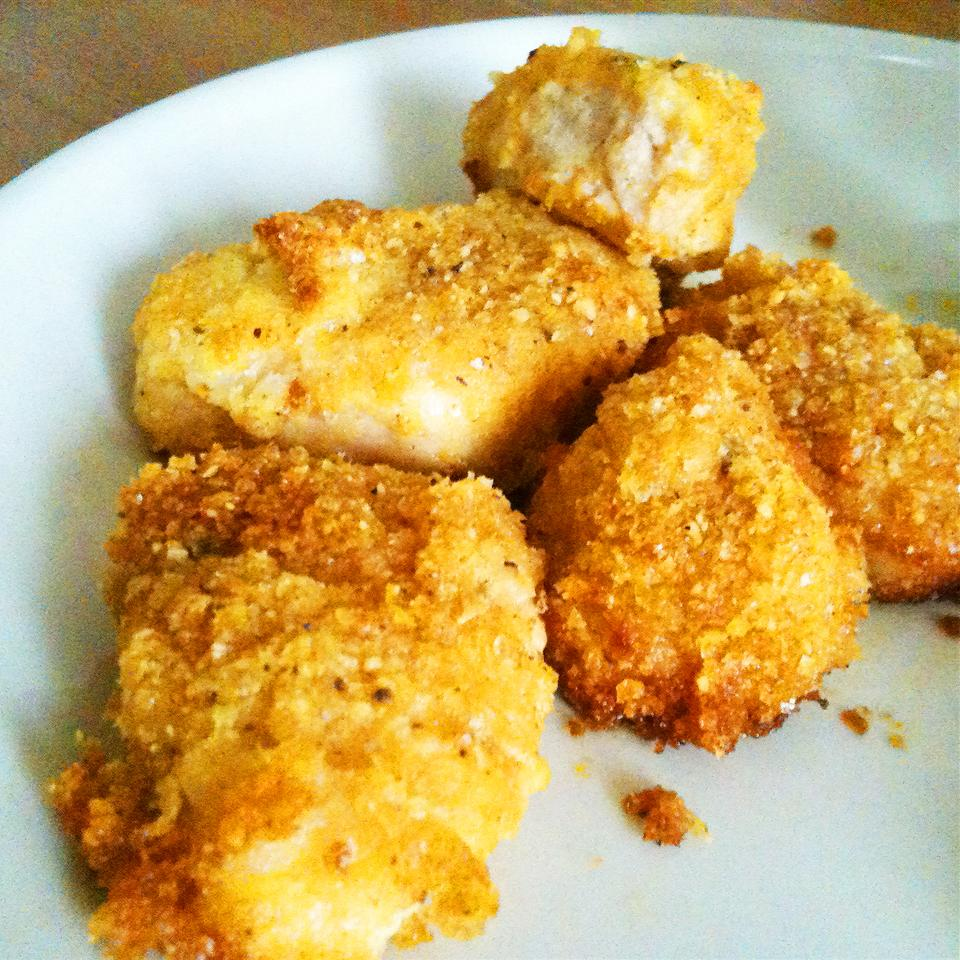 Oven Fried Parmesan Chicken JUDY/AZ