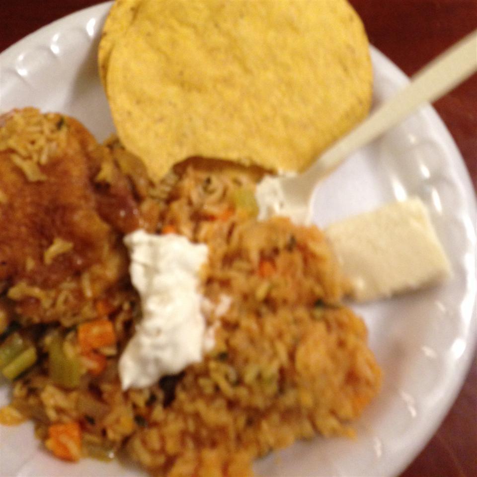 Arroz Con Pollo Mexicano VeeSep