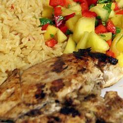Jamaican Jerk Chicken JENNLY
