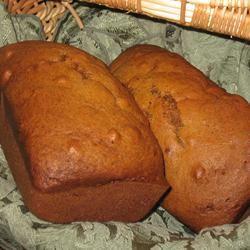 Not Your Mother's Pumpkin Bread
