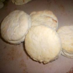 Fake Sourdough Biscuits