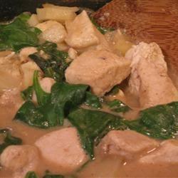 West African Chicken Stew Polly Rinas Janos