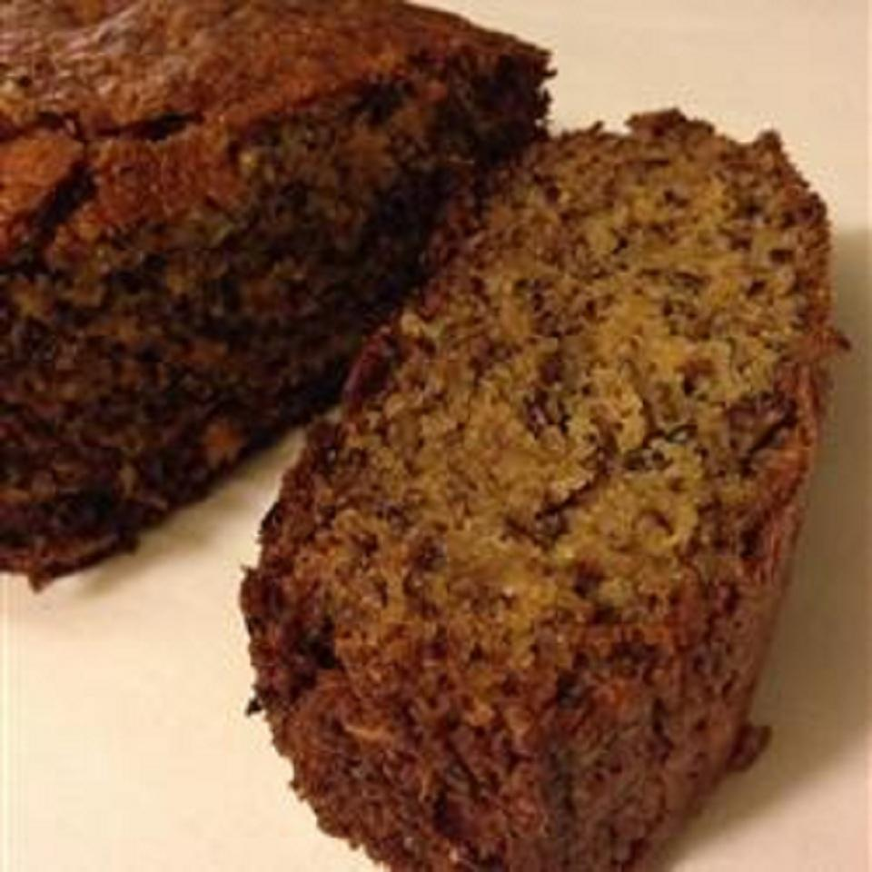 Seedy Good-Health Banana Bread