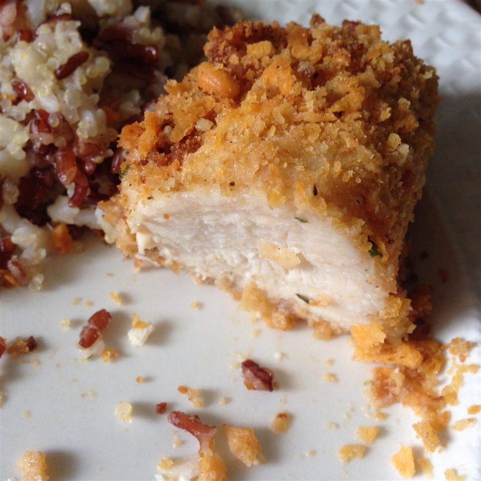 Amazing Crusted Chicken Chefbound