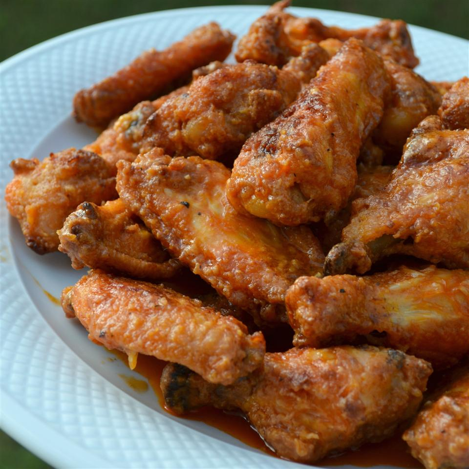Restaurant-Style Buffalo Chicken Wings Kim's Cooking Now