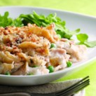 Skillet Tuna Noodle Casserole