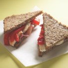 Totable Tea Sandwich