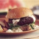 Pecan & Mushroom Burgers