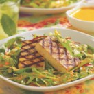 Flavor-Packed Picnic Condiments Slideshow - The cooks in the EatingWell Test Kitchen know the power of a delicious condiment—using just a little can add a lot of flavor to your meal for just a few calories or replace full-fat mayonnaise and cheese that can really pack unnecessary calories and fat. Plus, with homemade condiments because you know what's in your food (some processed foods have a long list of hard-to-decipher ingredients.) Pack more flavor into your next picnic with these delicious condiment recipes.