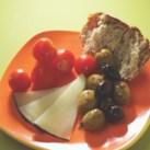 Mediterranean Picnic Snack