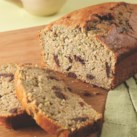 TheListMagazine Zucchini Bread with Chocolate Chips