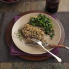 Garlic-Stuffed Standing Rib Roast