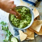 5-Ingredient Dip Recipes Slideshow - If you're entertaining or looking for a last-minute party snack, these healthy 5-ingredient dip recipes, salsa recipes and spreads are easy to make and only require five ingredients or less (not including oil, water, salt and pepper).