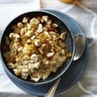 Savory Curry Cashew Oatmeal