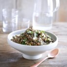 Apple & Ginger Lentil Salad