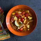 Healthy Soup Recipes to Boost Metabolism Slideshow - Our healthy metabolism-boosting soup recipes all include chile to boost calorie burn. Studies show that capsaicin—a compound in chiles—revs up the body's metabolism and may boost fat burning. Try one of our spicy, low-calorie soup recipes for dinner tonight.