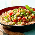 Meatless Monday: Healthy Vegetarian Recipes You Must Try Slideshow - In addition to the environmental benefits, research shows cutting back on meat may have a host of health benefits. Join the Meatless Monday movement and enjoy these healthy vegetarian recipes including vegetarian pizza recipes, tofu recipes, vegetarian pasta recipes and more meatless meals.