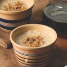 Maple-Walnut Tapioca Pudding