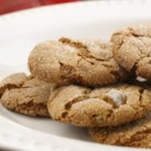 Yummy Molasses Crackles