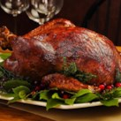 Thanksgiving Recipes from Chef Alice Waters Slideshow - Alice Waters, a pioneer of the local food revolution and founder of one of the country's most celebrated restaurants (Chez Panisse in Berkeley, California), shares her healthy Thanksgiving recipes to celebrate fresh food, including recipes for turkey, stuffing, Brussels sprouts and more Thanksgiving favorites.
