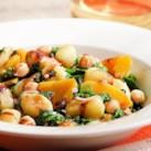 Chickpea, Spinach & Squash Gnocchi