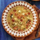 Low-Calorie Veggie-Packed Soups Slideshow - Slimming soups full of vegetables to help you lose weight.