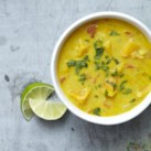 Squash & Red Lentil Curry