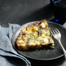 Cauliflower & Kale Frittata