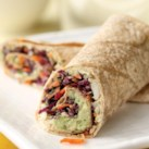 Healthy Vegetarian Lunch Ideas for Work Slideshow - Start the week on a healthy note with these packable lunches. If you follow a vegetarian diet or are just trying to eat less meat, these healthy lunch recipes are great for bringing to the office. Cue coworker envy.