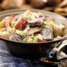Our Readers' Top Summer Recipes Slideshow - Creamy potato salad, easy deviled eggs and flavorful BBQ chicken are among our readers' top picks for healthy summer recipes. Our easy summer recipes, including zucchini recipes, tomato recipes, fruit cobbler recipes, grilled chicken recipes and more potluck recipes and picnic recipes, are perfect for a summer cookout. Try our Country Potato Salad for a crowd-pleasing potluck side dish or our Baked Parmesan Tomatoes for a simple, quick and satisfying tomato recipe.