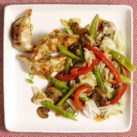 Potsticker & Vegetable Stir-Fry