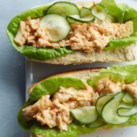 350-Calorie Lunch Ideas for Work Slideshow - We know you're super-busy and rushing out the door in the morning, but don't forget to pack a healthy lunch! It's your #1 secret weapon against fast-food and vending machine temptations. These low-calorie packable lunch recipes are easy to prepare and have 350 calories or fewer per serving.
