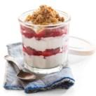 Strawberry & Yogurt Parfait