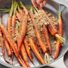 Dukkah-Spiced Carrots