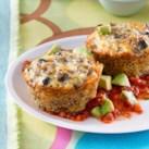 Southwest Quinoa Cakes