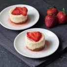 Mini New York Cheesecakes
