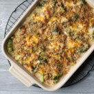 Best Casserole Recipes Slideshow - For a healthy, comforting dinner, try one of our best casserole recipes. Many of our lightened-up casserole recipes can be made ahead and reheated for an easy weeknight dinner. From Chicken Potpie to Tuna Noodle Casserole, these popular casserole recipes are perfect for a healthy dinner to feed your whole family.