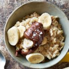 Chocolate Banana Oatmeal