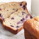 Banana-Blueberry Buttermilk Bread