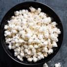 Lemon-Parm Popcorn