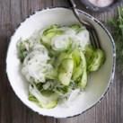 Vidalia Onion & Cucumber Salad