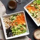 Vegetarian Sushi Grain Bowl