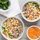 20-Minute No-Cook Family Meal Ideas Slideshow - When it's warm outside, the livin' should be as easy-breezy as possible. Keep cool with these super-fast no-cook kid-friendly dinner ideas—ready in 20 minutes or less, so you can get outside and play.