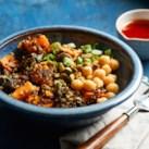 Pressure-Cooker Buddha Bowl