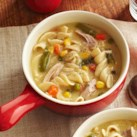 High-Protein Soup Recipes & Salad Recipes for Lunch Slideshow - For a satisfying, filling lunch to power you through the afternoon, try one of these high-protein soup recipes and high-protein salad recipes. All of these healthy lunch recipes recipes have at least 15 grams of protein per serving.